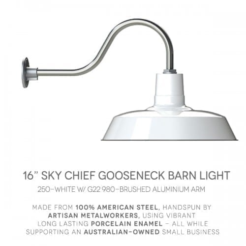 Goodrich Sky Chief Gooseneck Light