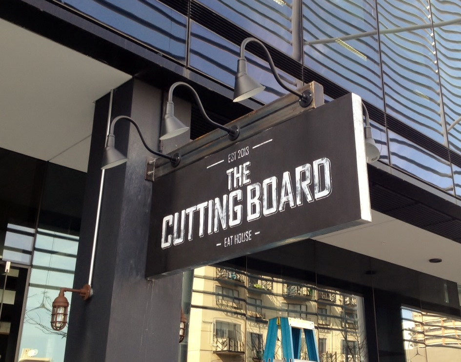 The Cutting Board Eatery on Pier Street, Perth