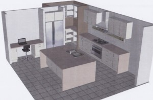 Graeme's Kitchen Plan