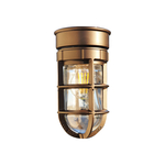 The Bullet Wall Mounted Light in Dark Bronze