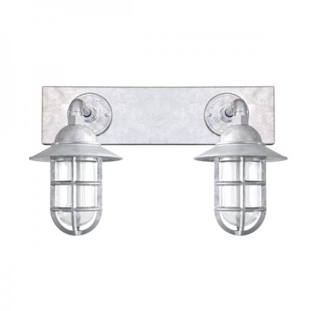 AU-W-VSATOMFS_TGG_atomic_flared_vanity_sconce_in_975_galvanised_thick_cast_guard_clear_glass
