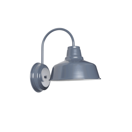25cm_eclipse_barn_wall_sconce_colorbond_ironstone_satin