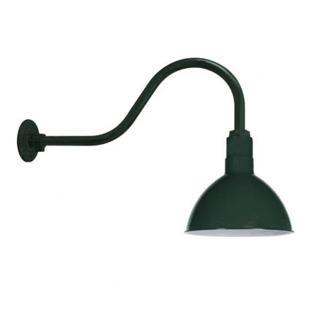 25cm Wesco Gooseneck Barn Light